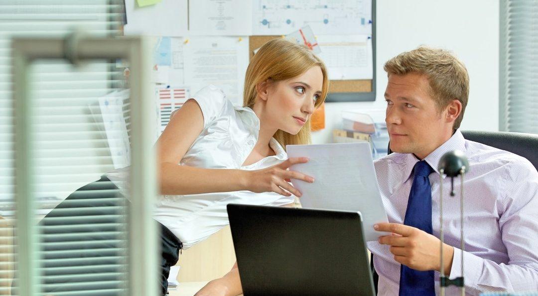 Navigating the Dangers of an Office Romance