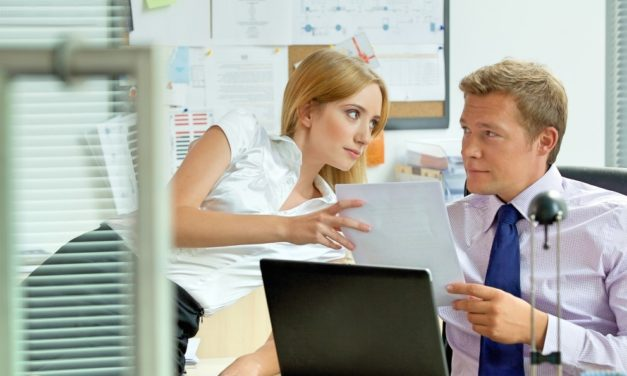 Navigating the Dangers of an Office Romance