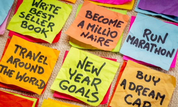 This Year, Forget Goal-Setting & Try Something That Works!